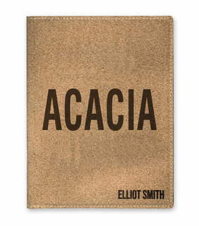 ACACIA Cork Portfolio with Notepad