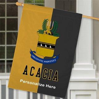 ACACIA Crest House Flag