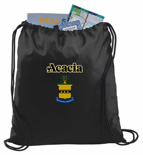 ACACIA Crest - Shield Cinch Sack