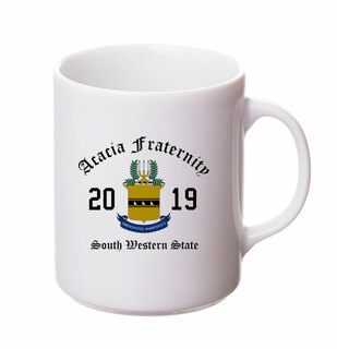 ACACIA Crest & Year Ceramic Mug