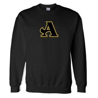 Acacia Twill Applique A Crewneck Sweatshirt