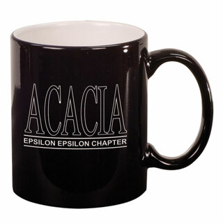 ACACIA Custom Ceramic Coffee Mug