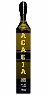 ACACIA Custom Full Color Paddle