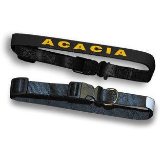 Acacia Dog Collar