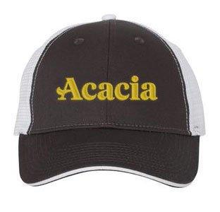 ACACIA Double Greek Trucker Cap