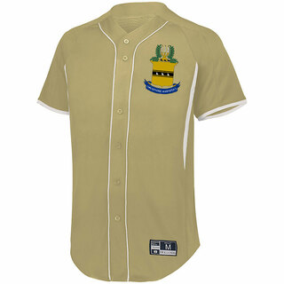 ACACIA Game 7 Full-Button Baseball Jersey