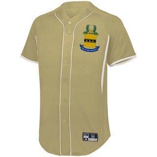 ACACIA Game 7 Full-Button Baseball Jersey