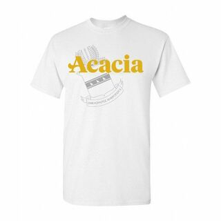 ACACIA Greek Crest - Shield T-Shirt