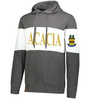 ACACIA Ivy League Hoodie W Crest On Left Sleeve
