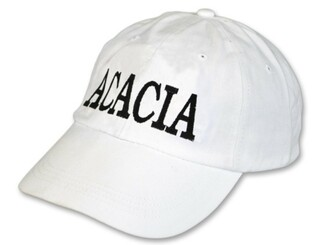 ACACIA Letter Hat