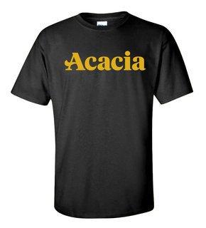 Acacia Lettered Shirt