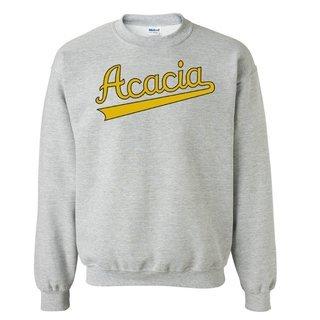 Acacia Logo Crewneck Sweatshirt
