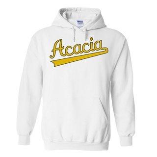 Acacia Logo Hooded Sweatshirt