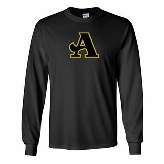 Acacia Applique A Long Sleeve Tee