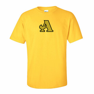 Acacia Applique A Short Sleeve Tee