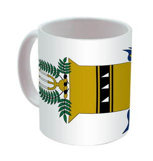 ACACIA Mega Crest - Shield Coffee Mug