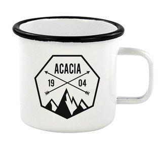 ACACIA Metal Camping Mug