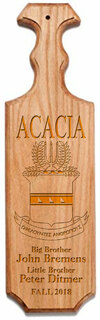 ACACIA Traditional Greek Paddle