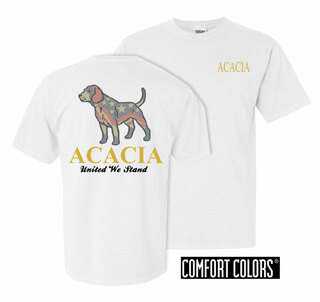 ACACIA United We Stand Comfort Colors T-Shirt