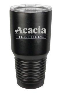 ACACIA Vacuum Insulated Tumbler
