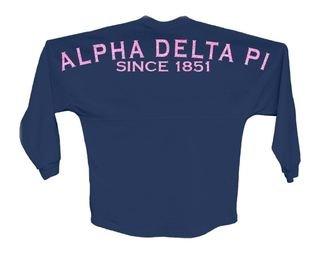 Alpha Delta Pi Since Jersey