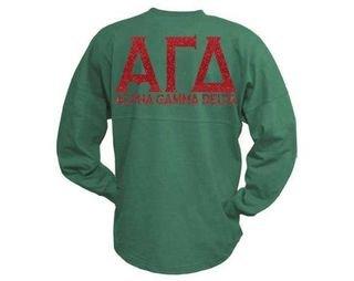 Alpha Gamma Delta Classic Jersey