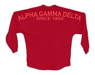 Alpha Gamma Delta Since Jersey