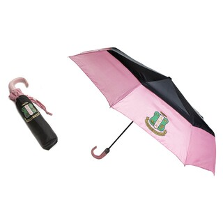 "AKA 28"" Automatic up/down Air-Vent Collapsible Umbrella"