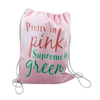 AKA - Alpha Kappa Alpha Cinch Sack