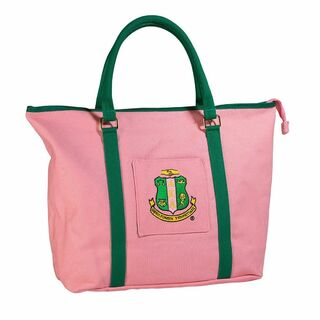 AKA Shield Canvas Tote Bag