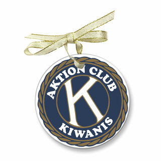 Aktion Holiday Glass Ornaments