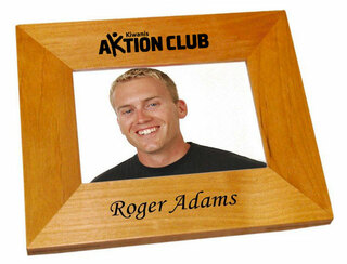 Aktion Wood Picture Frame