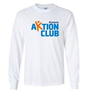 Aktion World Famous Long Sleeve T-Shirt- $19.95!