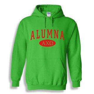Alpha Chi Omega Alumna Sweatshirt Hoodie