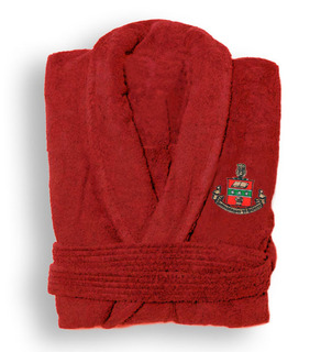 DISCOUNT-Alpha Chi Omega Bathrobe