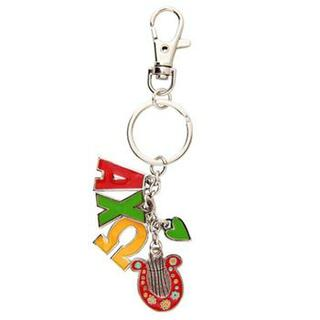 Alpha Chi Omega Charm Keychain - Top Seller
