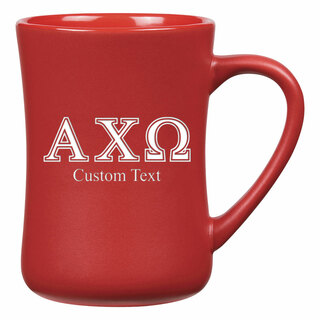 Alpha Chi Omega Coffee House Mug