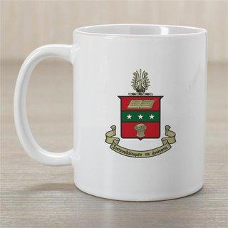 Alpha Chi Omega Crest Coffee Mug