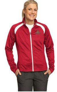 Alpha Chi Omega Crest - Shield Track Jacket