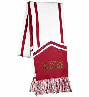 Alpha Chi Omega Homecoming Scarf