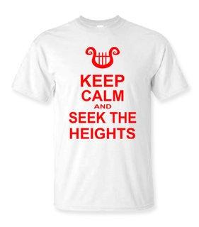 Alpha Chi Omega Keep Calm T-Shirts