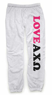 Alpha Chi Omega Love Sweatpants