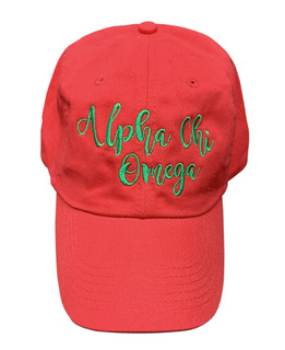 Alpha Chi Omega Magnolia Skies Ball Cap