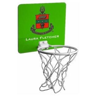 Alpha Chi Omega Mini Basketball Hoop