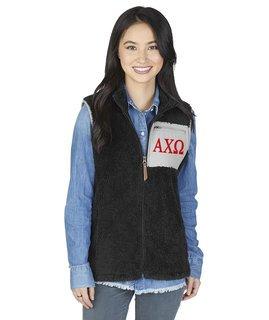 Alpha Chi Omega Newport Fleece Vest