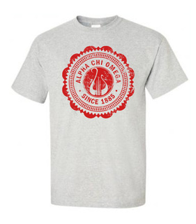 Alpha Chi Omega Old Style Classic T-Shirt