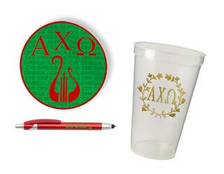 Alpha Chi Omega Sorority Medium Pack $7.50
