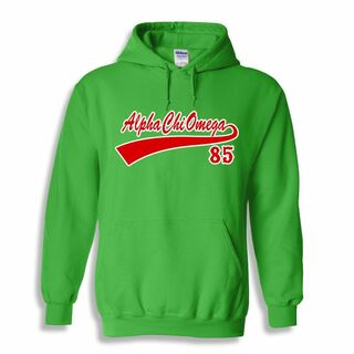 Alpha Chi Omega Tail Hoodie