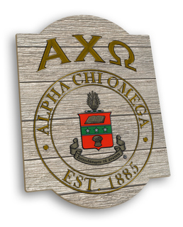 Alpha Chi Omega Traditional Sign