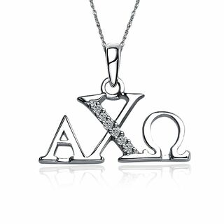 Alpha Chi Omega Unique Lavalier